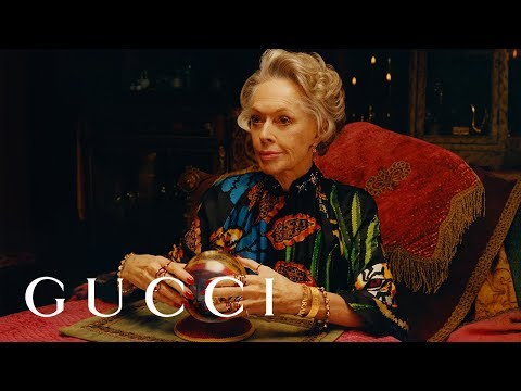 Gucci Timepieces and Jewelry Campaign  Starring Tippi Hedren