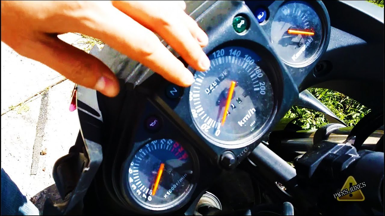 maxresdefault access back of gauges dash ninja 250 youtube Ninja 300 at eliteediting.co