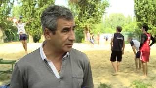 Сборная России по пляжному гандболу проведет сбор в Краснодаре