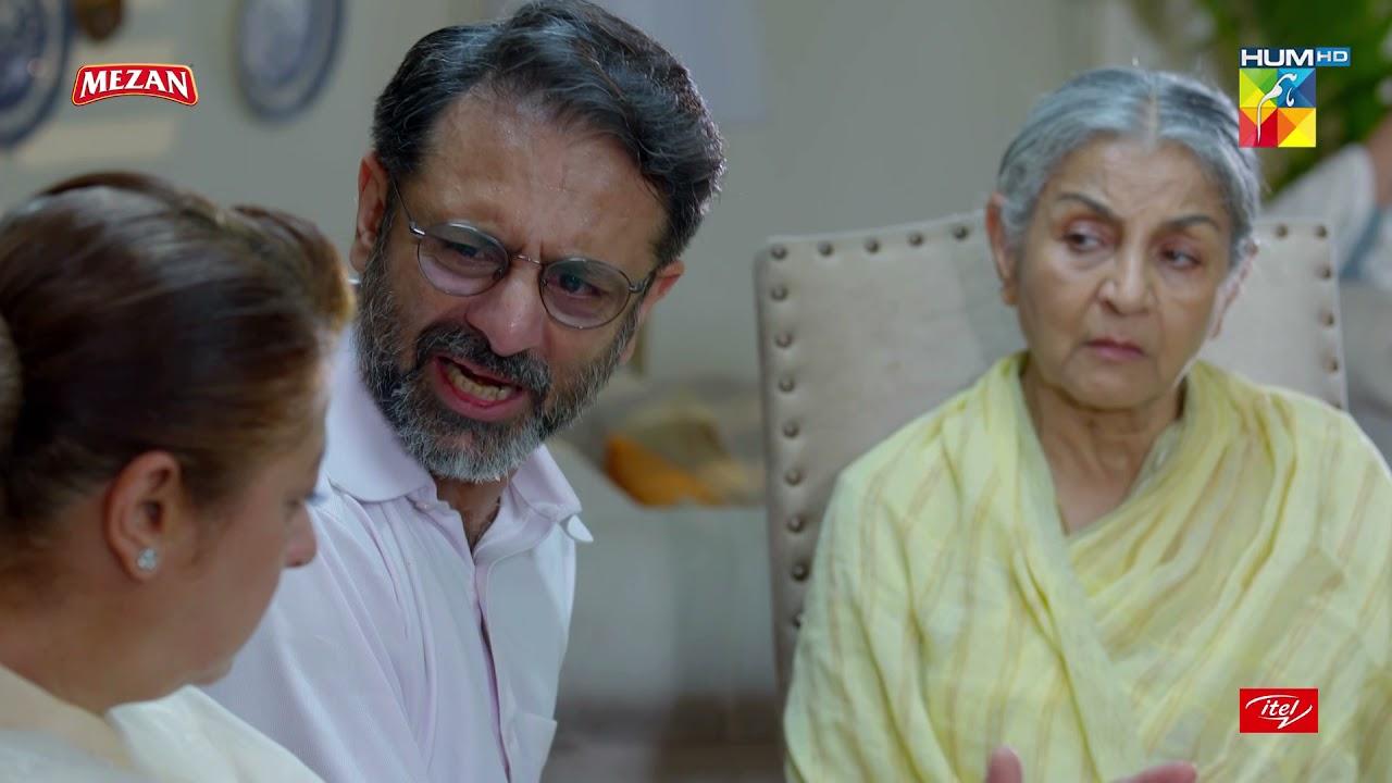 Aap Meri Beti Ki Qaatila Ko Bachanay Par... | Best Moment | #HumKahanKeSachayThay | #HUMTV Drama
