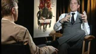 INGLOURIOUS BASTERDS Interviews -- Brad Pitt, Christoph Waltz, Eli Roth, Diane Kruger And B.J. Novak