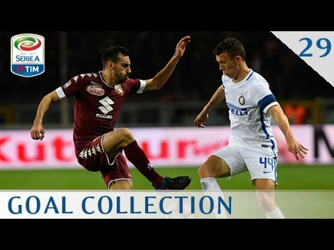 GOAL COLLECTION - Giornata 29 - Serie A TIM 2016/17
