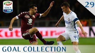 GOAL COLLECTION - Giornata 29 - Serie A TIM 2016/17 streaming