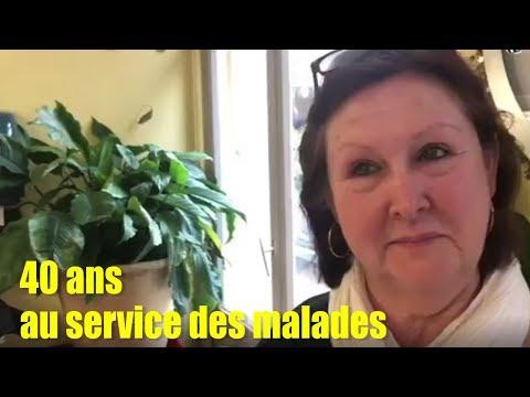 40 ans au service des malades
