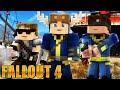 Fallout - INSIDE VAULT 111! (Minecraft Roleplay) Part 1