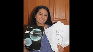 How I Got a 518 (97%ile) on my MCAT while working full time in 5 weeks