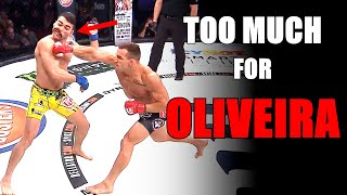 Is Michael Chandler GOOD Enough to be UFC Champion? (Charles Oliveira vs Michael Chandler Breakdown)
