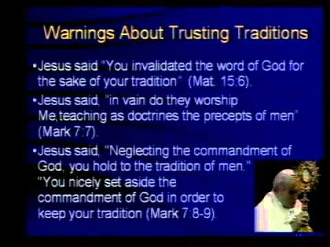 Mike Gendron Seven Keys To Effective Witnessing To Catholics Youtube