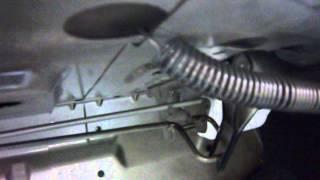 гранта лифтбек как сделать багажник