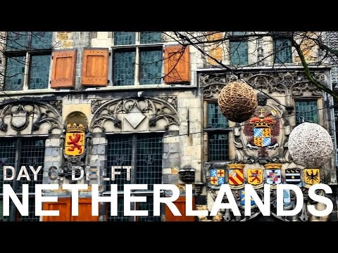 Travel Vlog || Netherlands 6: Delft [23]