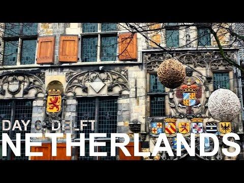 Travel Vlog    Netherlands 6: Delft [23]
