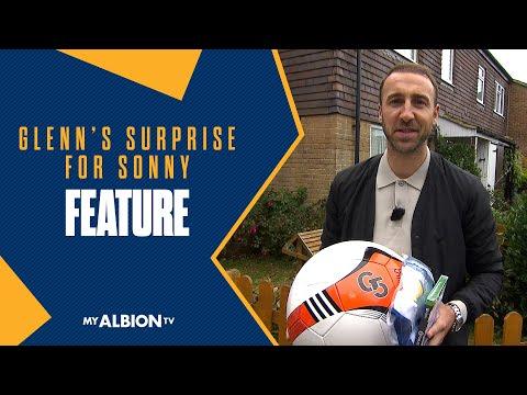 Glenn Murray's Surprise For Sonny!