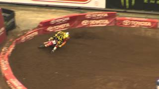 Supercross LIVE! 2014 - 2 Minutes on the Track - 250 Second Practice in Houston