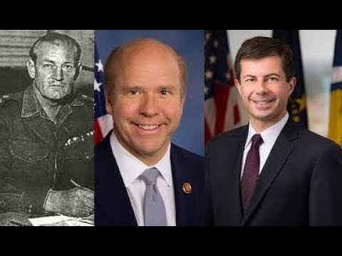 The Clarey Test on Pete Buttigieg, Kevin Delaney and Mad Jack Churchill
