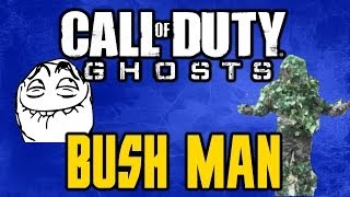 COD GHOSTS Trolling And Funny Moments (Bush Man!)