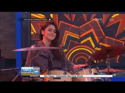 Penampilan Rani Ramadhany - Grenade - Watic Drum Cover -IMS