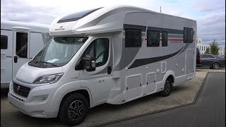 Luxury for little money: Roller Team 2021 Granduca 287 TL motorhome.