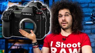 Gambar cover OFFICIAL Panasonic S1 / S1R Camera Preview | Can it COMPETE with Nikon, Sony, Canon?