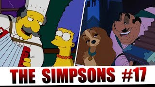 The Simpsons Tribute to Cinema: Part 17