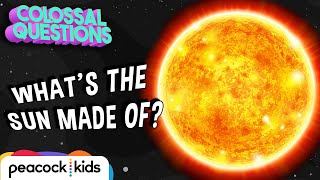 What is the Sun Made Of? | COLOSSAL QUESTIONS