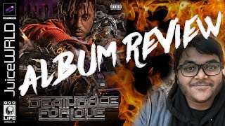 Juice WRLD DEATH RACE FOR LOVE Album Review - This Is FIRE!