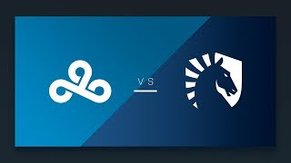 CS:GO - Cloud9 vs. Liquid [Mirage] Map 1 - NA Matchday 8 - ESL Pro League Season 8