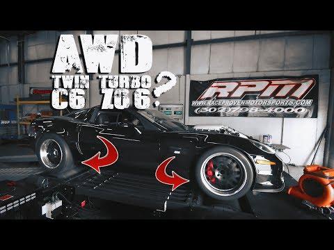 AWD Twin Turbo C6 Z06?!?   RPM S3 E9