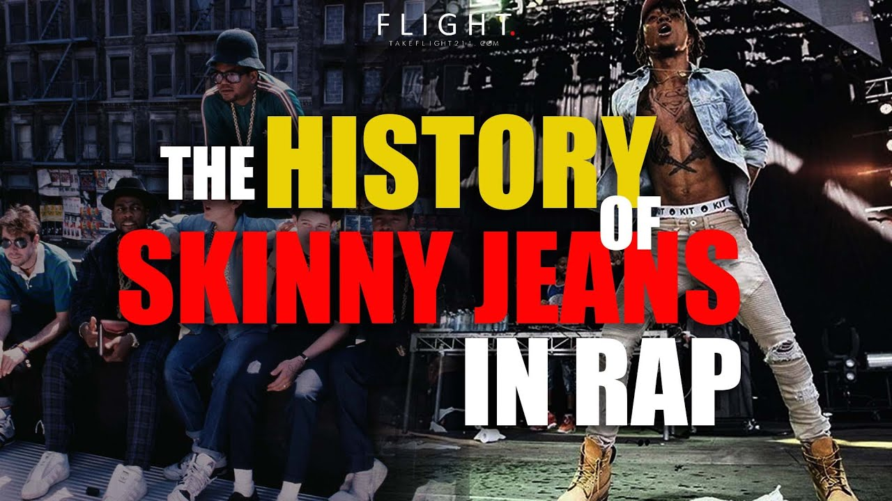 The History of Skinny Jeans In Rap