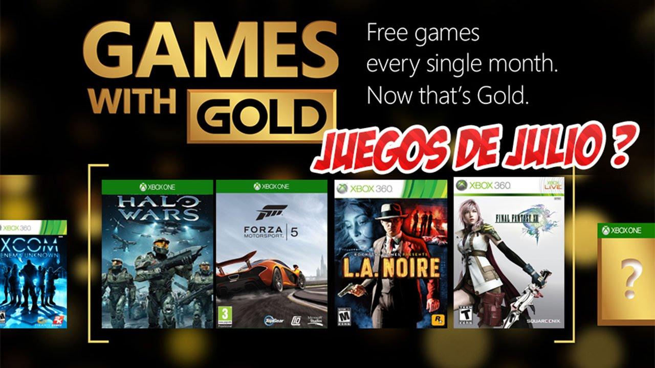 Rumor Games With Gold Posibles Juegos Xbox 360 Y One Julio 2016