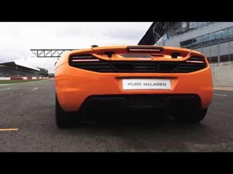 Pirelli and McLaren Partnership