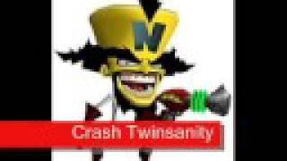 crash bandicoot characters in games part 1