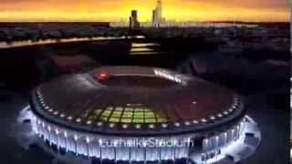 Sân vận động cho 2018 FIFA World Cup