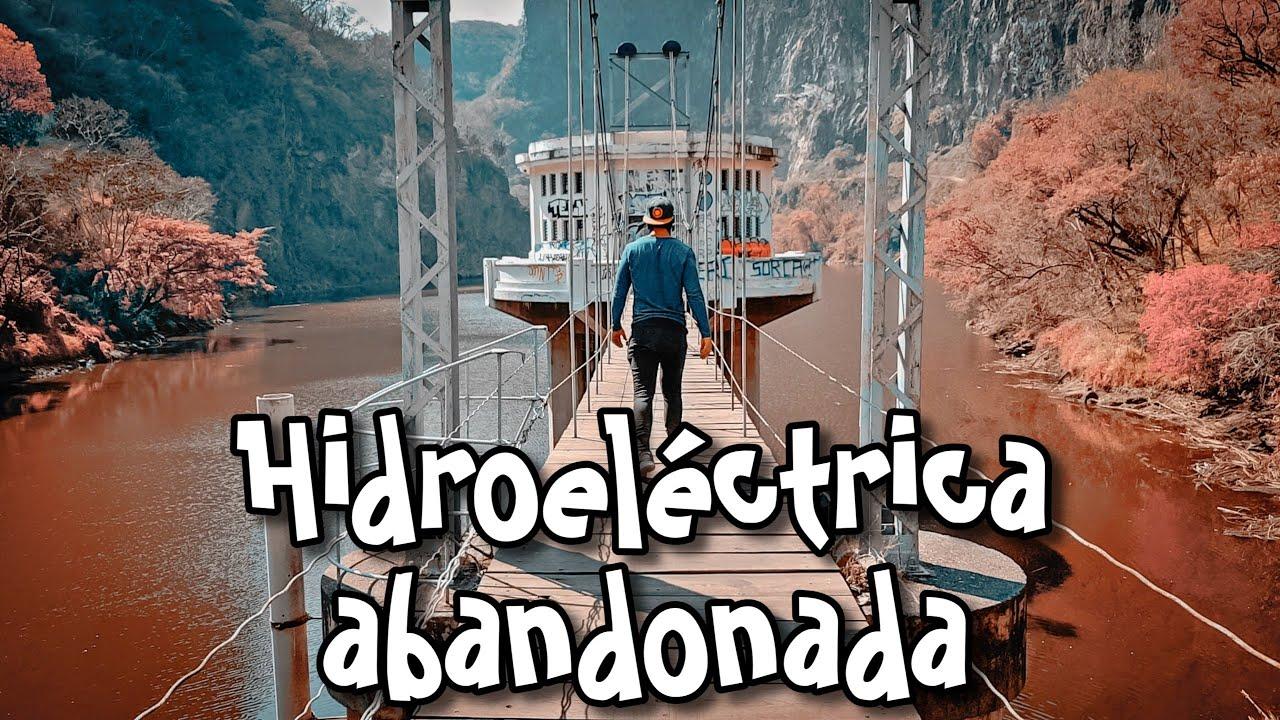 Download Explorando la Hidroeléctrica abandonada de colimilla en GDL
