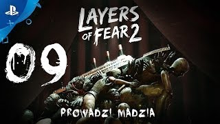 [PS4] Layers of Fear 2 #09 -  Nie zrozumiałam [End]