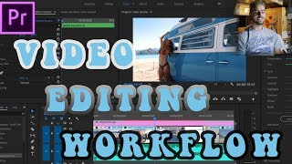 How To Make A YouTube Video Using Premiere Pro - Beginners Tutorial
