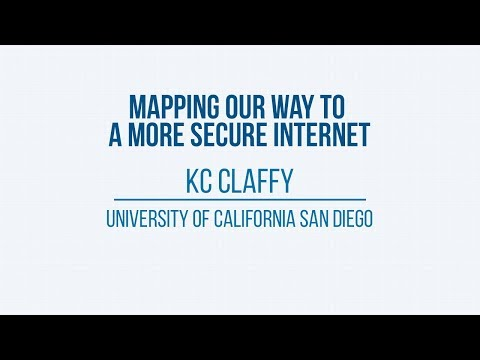 2017 R&D Showcase: Mapping Our Way to a More Secure Internet