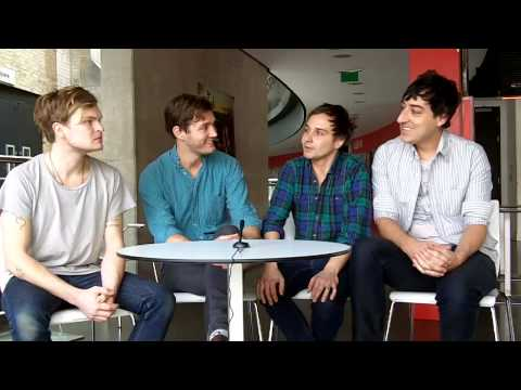 Grizzly Bear say 'Save BBC 6 Music'