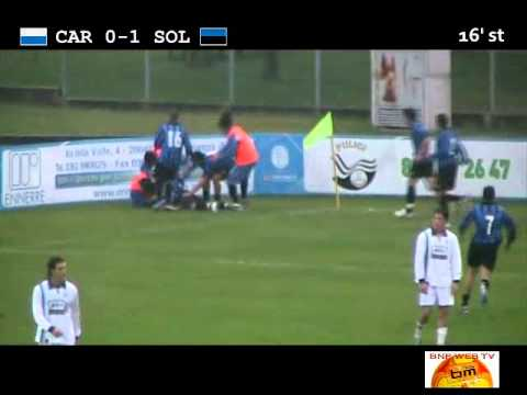 Caratese-Solbiatese (20_nov_10) - BNP WEB TV - LIVE MATCHES