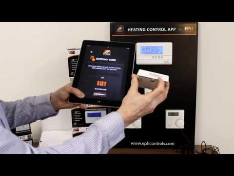 EPH Controls Ember Smart Heating Set Up