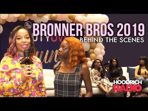 DJ Scream - Behind the Scenes at Bronner Brothers Beauty Over Brunch