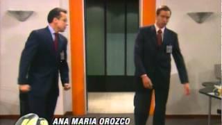 Bloopers de Ana María Orozco en