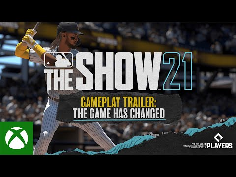 MLB The Show 21 - Gameplay Trailer: The Game Has Changed