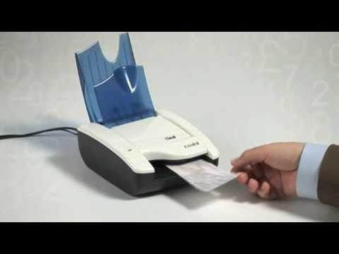 panini i deal check scanner available at unilink inc youtube