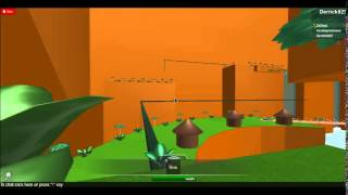 Derrick825's ROBLOX video