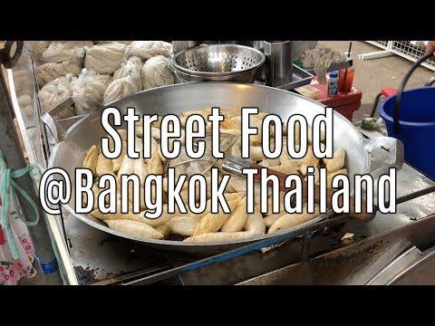Thailand Street Food - Chaktuchak Market Fish Ball