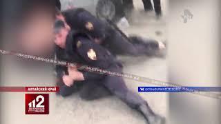 Очевидцы драки просят полицейских открыть огонь!