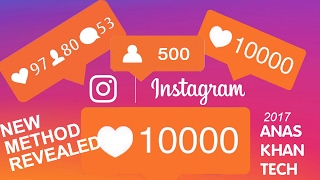 How to Increase REAL ACTIVE INSTAGRAM followers for free without following others [in 2 minutes](, 2017-02-10T05:25:39.000Z)