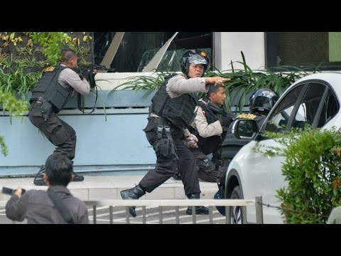 Indonesia: overview of series of explosions and shootings in Jakarta