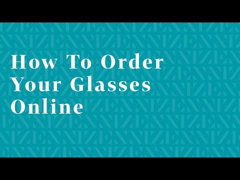 How to Order Prescription Glasses Online with Zenni Optical