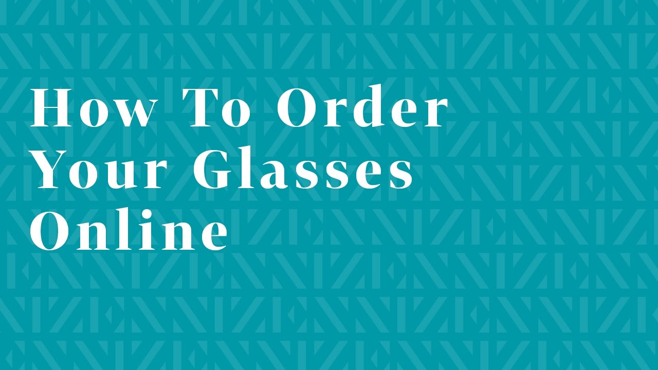 bb023cb515 How to Order Prescription Glasses Online with Zenni Optical - YouTube